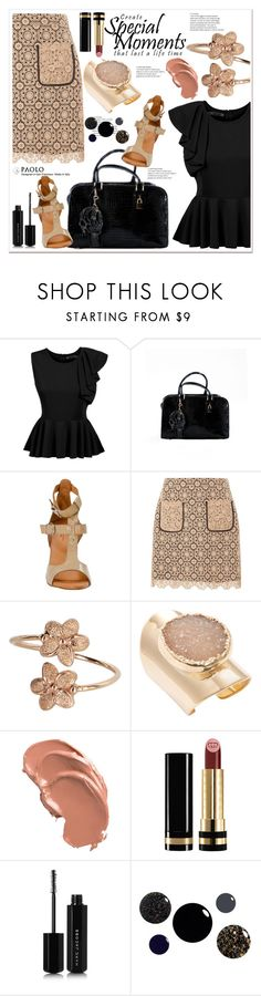 """Special moments with PaoloShoes"" by spenderellastyle ❤ liked on Polyvore featuring Handle, Dorothy Perkins, Alanna Bess, Gucci and Marc Jacobs"