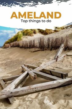 Ameland, The Netherlands. Top things to do on Ameland island | Your Dutch Guide Europe Continent, Walkabout, Continents, Netherlands, Travel Inspiration, Dutch, Things To Do, Island, Explore