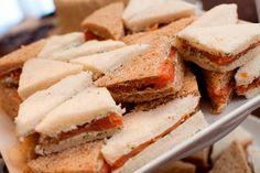 Christine's Kitchen Chronicles: Smoked Salmon Tea Sandwiches