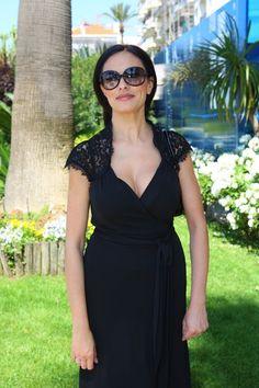 One Shoulder, Shoulder Dress, Maria Grazia, Actors, Female, Film, Black, Dresses, Fashion
