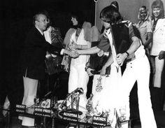 1976 - ABBA in australia
