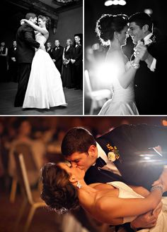 Pretty wedding pictures. I absolutely love the bottom picture!!!!