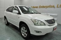 Japanese vehicles to the world: 2004 Toyota Harrier 300G Alcantara for Zambia to D...