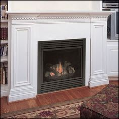 Direct Vent Fireplace