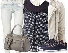 Freizeitoutfit <3 stylefruits Inspiration <3 http://www.stylefru.it/s86590