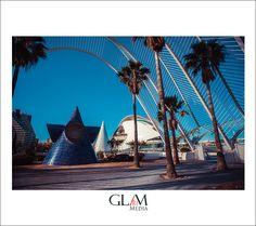 Ciudad de las artes y las ciecias Travel to Spain, Oceanograp, Valencia calator by www.glamartmedia.com