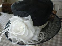 hoed met roos - Google zoeken