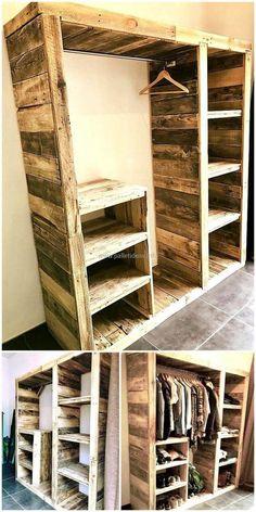 Gorgeous 75 Affordable DIY Pallet Project Ideas https://roomaniac.com/75-affordable-diy-pallet-project-ideas/