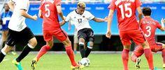 +++ Fußball live bei Olympia +++: 3:3 gegen Südkorea! Olympia-Star Gnabry rettet Deutschland schon wieder