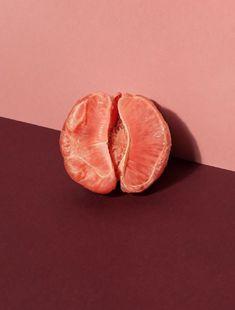 the-grapefruit-vine – THINX Romantic Texts, Living In London, Making Love, Menstrual Cup, Feminist Art, What Is Love, Erotic Art, Grapefruit, Food Photography