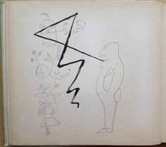 """""""The Labyrinth"""" by Saul Steinberg, 1960"""
