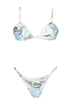 1e43082ea9 This 90s swim style is back. High leg bikinis and retro one-pieces are