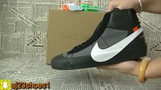 Off White Blazer Grim Reaper Unboxing + Review from aj23shoes net1 fcbb69b3d