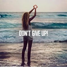 Never Back Down!