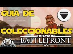 Guía de Coleccionables en Supervivencia Deposito Rebelde Star Wars Battl...
