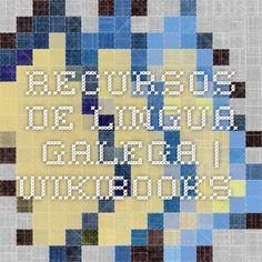 Recursos de Lingua galega | Wikibooks