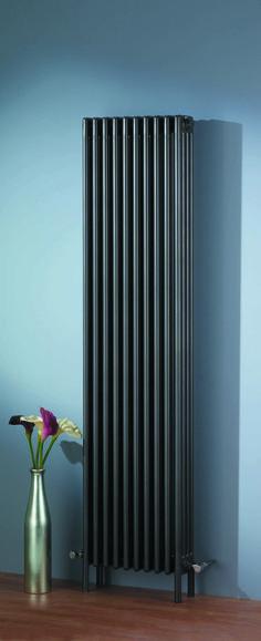 Column radiators like flowers too.