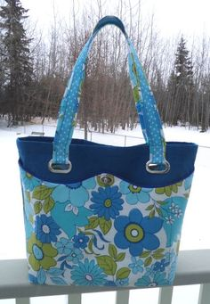 eSHEEP DESIGNS: Customizing a Free Tote Bag Pattern [Pt 2]