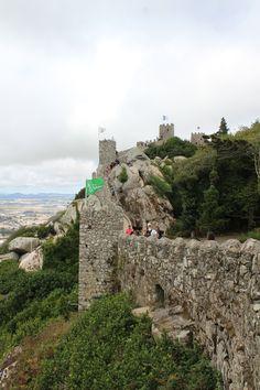 Castelo dos Mouros- Mórok vára Sintra