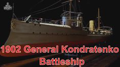 Great Video on The Russian 1902 destroyer General kondratenko Battleship, video featuring great historical facts information and stunning images of close up ...
