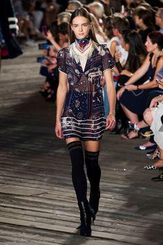 Tommy Hilfiger Fw at New York Fashion Week Spring 2017 - Runway Photos