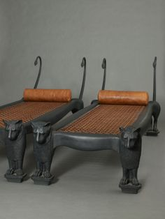 Lion Daybeds
