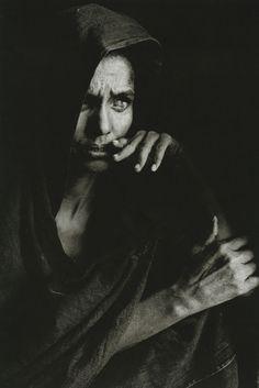 sebastião salgado. blind woman, mali. 1985