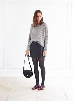 Collection automne hiver pantalons, jupes, shorts et combinaisons - Sézane.com