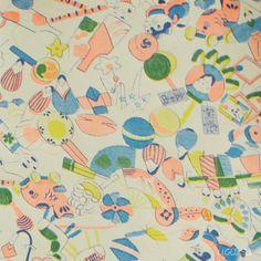 Yonagadou Modern Japan Reproduction Paper {Japanese Toys} | UGUiSU Online Store