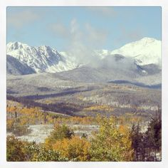 Picture perfect fall day at Winter Park