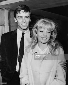 #Sixties | Peter McEnery and Hayley Mills, who star together in The Moon-Spinners, 1963