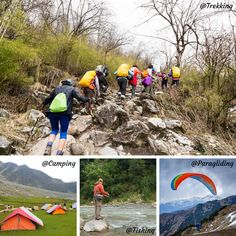 #Adventure #Sports #Dharamshala #India Facebook Sign Up, Destinations, India, Adventure, Sports, Top, Outdoor, Outdoors, Travel Destinations