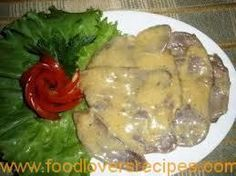 Beefong with aster sauce - Simple etes - . - Oxtail Recipes - Beefong with aster sauce - Simple etes - . Oxtail Recipes, Beef Steak Recipes, Kos, Beef Tongue, South African Recipes, Food Test, Specialty Foods, Beef Stroganoff, Lemon Chicken