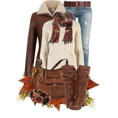 #fall #outfit #moda #trend