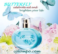 Butterfly EDP CELEBRATE EID And Brighten Up Your Life
