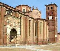 Il Duomo da dove parte la sfilata del Palio