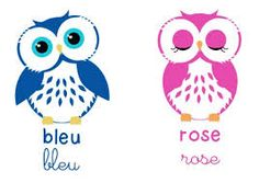 Printer Projects Jewelry French For Kids Free Printable School Organisation, Classroom Organization, Classroom Decor, Felt Owls, French Resources, Color Games, Dual Language, Teaching French, Preschool Learning