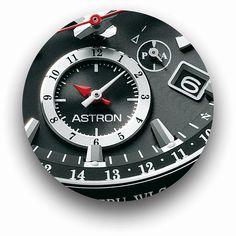 AM/PM表示を添えた、12時間制小時計