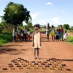 Shot over a period of 18 months, Italian photographer Gabriele Galimberti's project Toy Stories compiles photos of children from around the world with thei