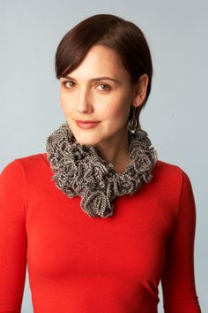 Free Knitting Pattern: 1-Ball Scarf