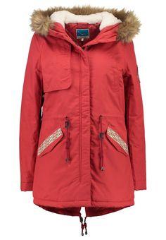 TWINTIP Wintermantel red Bekleidung bei Zalando.de | Material Oberstoff: 100% Baumwolle | Bekleidung jetzt versandkostenfrei bei Zalando.de bestellen!