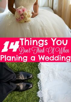 Wedding planning is a busy time and not everyone hires a wedding planner. If you are planning yourself (and even if you do have a planner) here are a few things you need to think about. These items and to do's generally get overlooked in the rush of planning and can make your day stressful.… Read More »