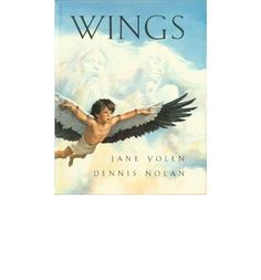 Recounts the ancient Greek myth of Daedalus, who builds wings so that he and his son, Icarus, can escape from their tower prison
