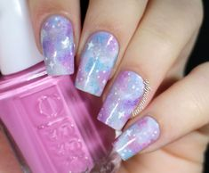 cool nail art summer 2015 for women Latest Nail Designs, Best Nail Art Designs, Acrylic Nail Designs, Crazy Nail Art, Cute Nail Art, Cute Nails, Stylish Nails, Trendy Nails, Galaxie Pastel