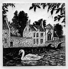 Linoleum block printmaking tips - WetCanvas