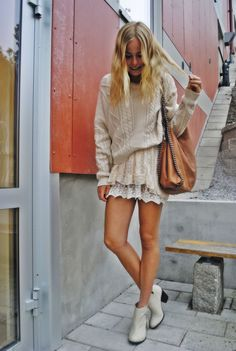 comfy sweater style