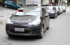 Novo Citroën C3 e C3 Picasso 2013  terão motor 1.5 8v flex