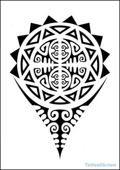 Resultado de imagen para maori tattoo