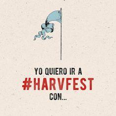 #concurso  Estamos regalando una entrada a @harvfestmx Entra en nuestro facebook de Disenia México para ver la dinámica y participar
