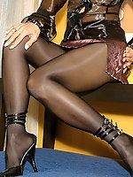 Caress Pantyhose Nylon 87